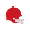 Football Helmet Flat 4 pc