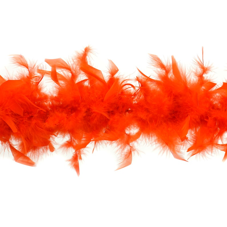 Feather Boas Marabou