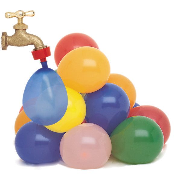 200ct Water Bomb Balloons with Nozzle