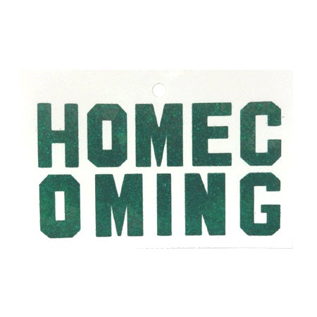 "1 1/2"" Homecoming Stickers"