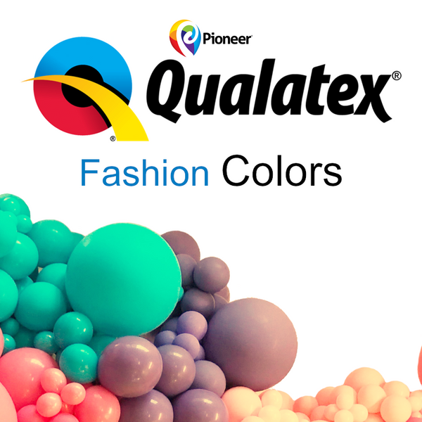 Qualatex Fashion Latex Balloons