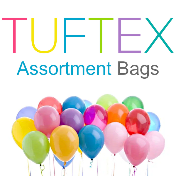Tuf-Tex Latex Balloon Assortments