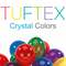 TUFTEX Crystal Latex Balloons