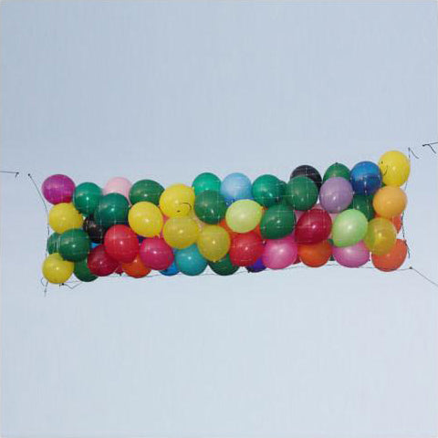 Balloon Drop Net - 7' x 9'