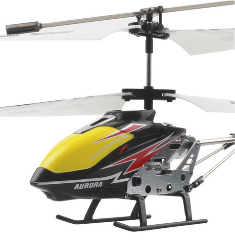 Mould King Remote Control Helicopter 3.5Ch
