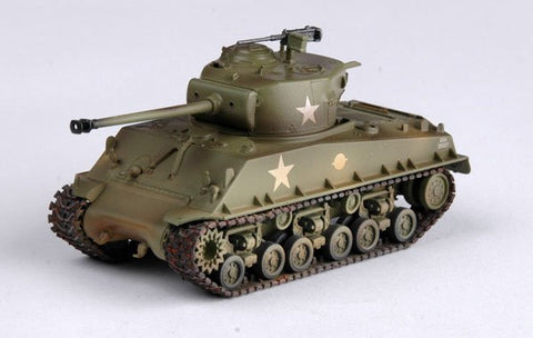 Easy Model 36257 M4A3E8, US Army Middle Tank, 1/72