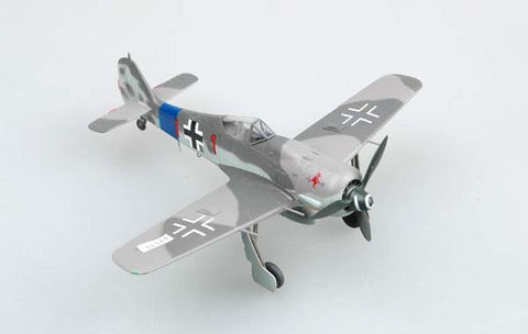 "EASY MODEL 36360 FW190A-8 ""RED 1"" 1/72 SCALE"