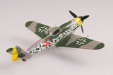 "Easy Model 37201, Messerschmitt Bf 109G, Luftwaffe, ""Red 22"", Germany, 1945, Scale 1/72"