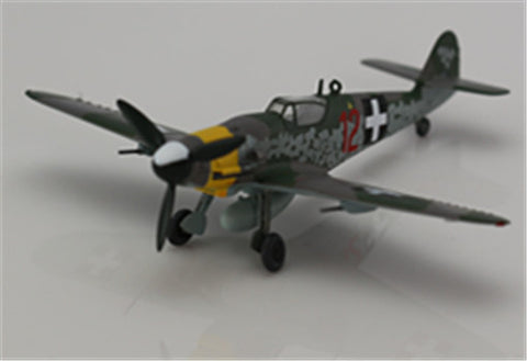 Easy Model 37204 BF109G-10 Gaf Hungarian 1945 1:72 Scale