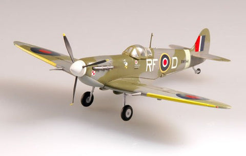 EASY MODEL 37214 Spitfire Mk VB RAF 303 Sqn 1942 1/72 SCALE