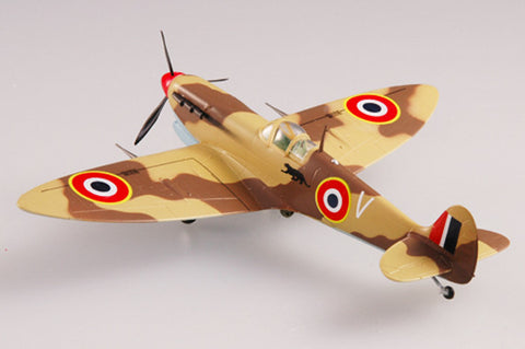 Easy Model 37220 Supermarine Spitfire Spitfire Raf VC/TRO 1/72 Scale