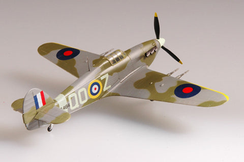 Easy Model 37242 - Hurricane MkII 835 Squadron HMS Nairana 1942 1/72 SCALE