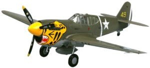 EASY MODEL 37272 P40E 11FS 343FG 1942 1/72 SCALE