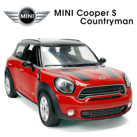 Mini Cooper S Countryman 1:24