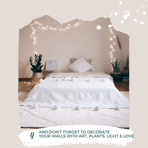 BLOG TIPS HOW TO MAKE A BEDROOM COZY