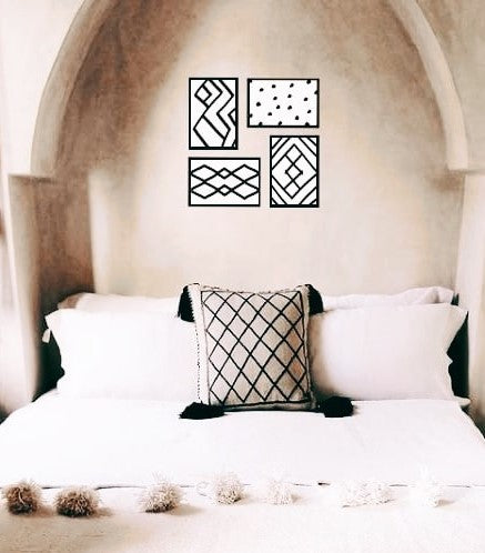 Wall Art inspired by BERBER DESIGNS