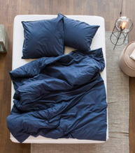 Load image into Gallery viewer, LaVie Bed Linen LOUISE INDIGO