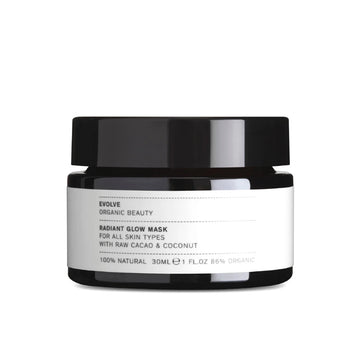 Evolve Beauty Radiant Glow Mask 30ml