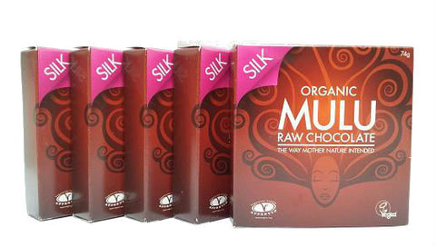 MULU Organic Raw Chocolate Silk 'Lovers' Multi-buy Offer