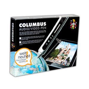 Columbus Audio/Video Pen - Magellan-Expedition