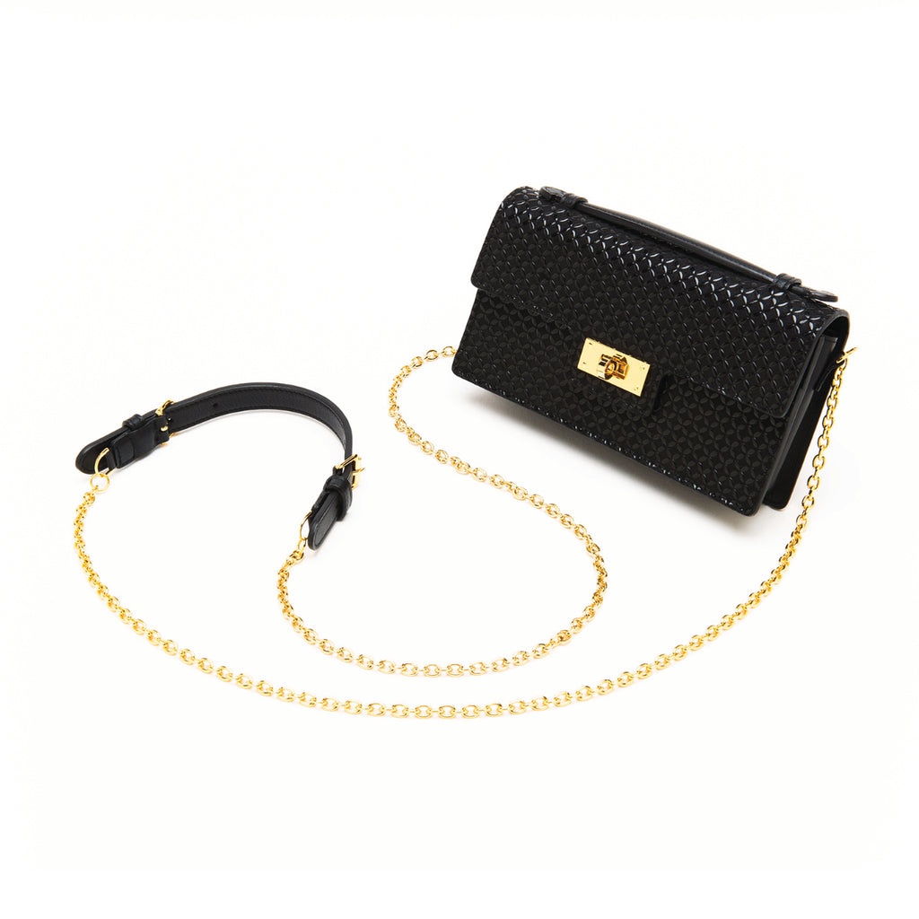 INDEN LONG CROSS-BODY BAG  B x B Seven Treasures