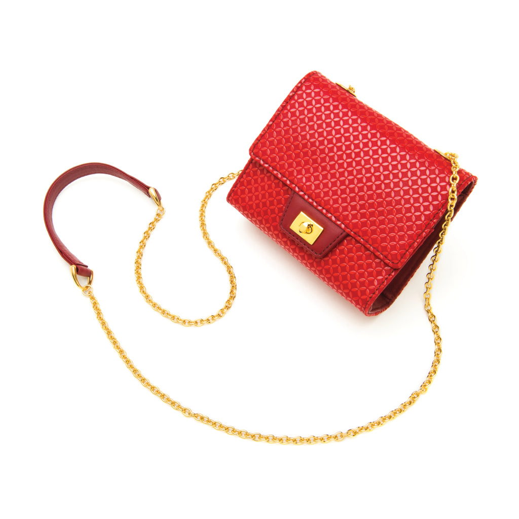 INDEN CROSS-BODY BAG R x R Seven Treasures