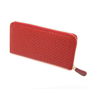 INDEN ZIPPED LONG WALLET R x R Seven Treasures
