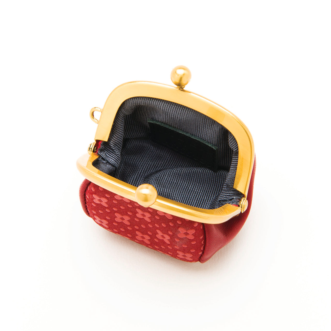 INDEN RING / COIN CASE R x R Flower Lattice