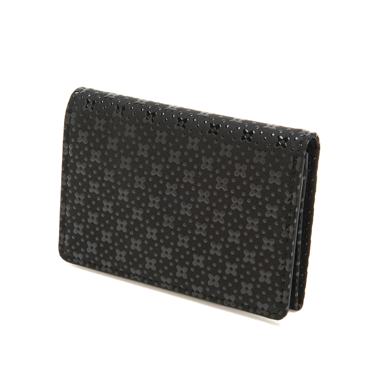 INDEN BUSINESS CARD CASE B x B Flower Lattice