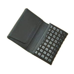 INDEN BUSINESS CARD CASE B x B Studs