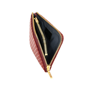INDEN ZIPPED COIN PURSE R x R Seven Treasures