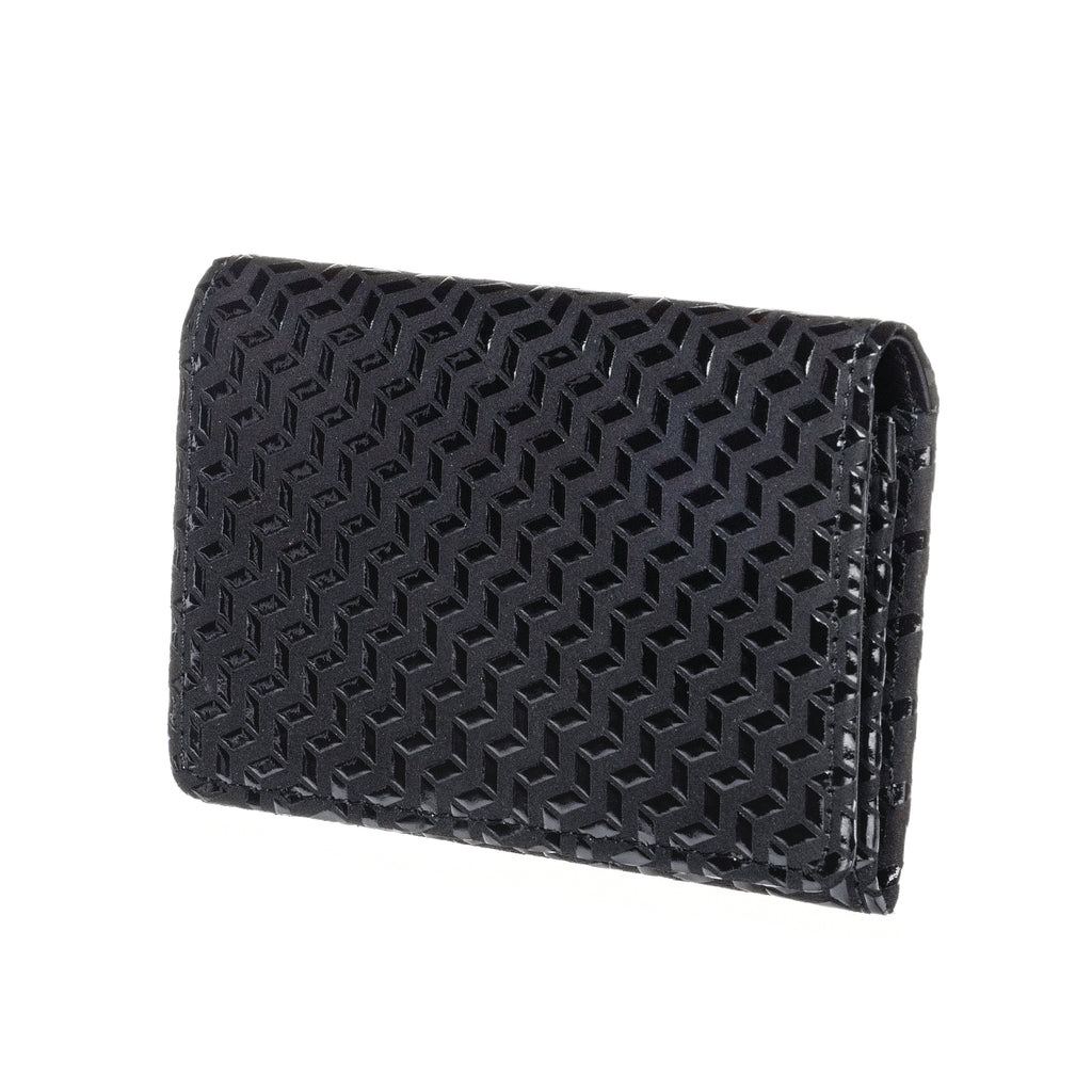 INDEN BUSINESS CARD CASE B x B Chevron