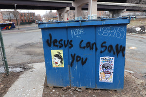 Jesus Can Save You