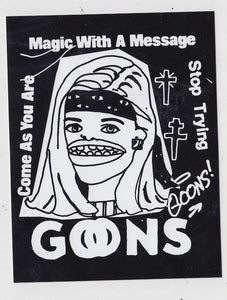 The Great Passion Play & Magic With A Message Stickers