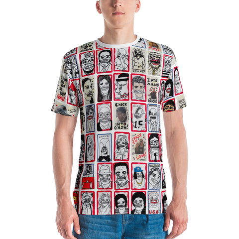 The All Over Sticker Tee