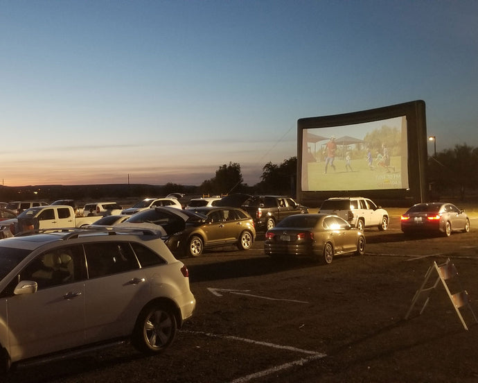 The Unexpected Return of the Drive-In