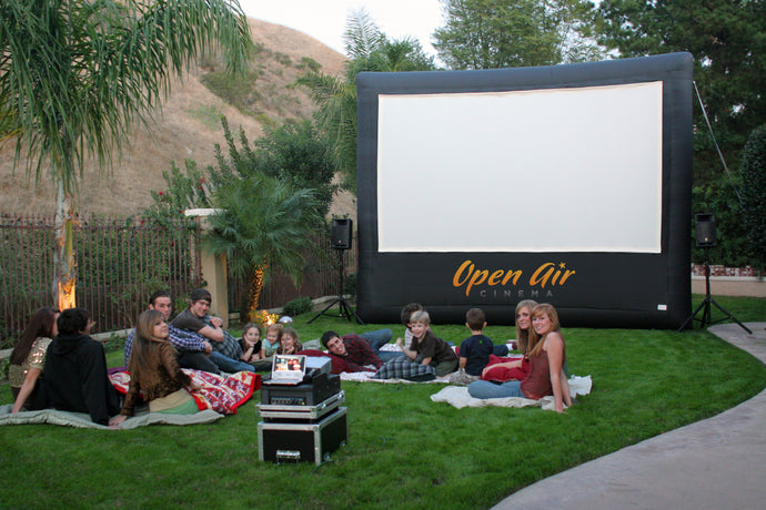 The Perfect Summer Combo: Families, Blockbuster Hits, and Outdoor Theater