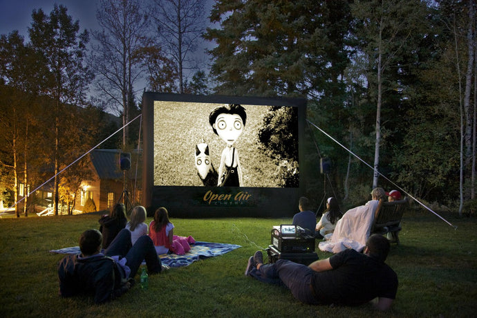 5 Halloween Netflix Greats for your backyard party