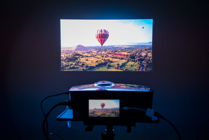 Connecting Your Smart Phone to Your Projector