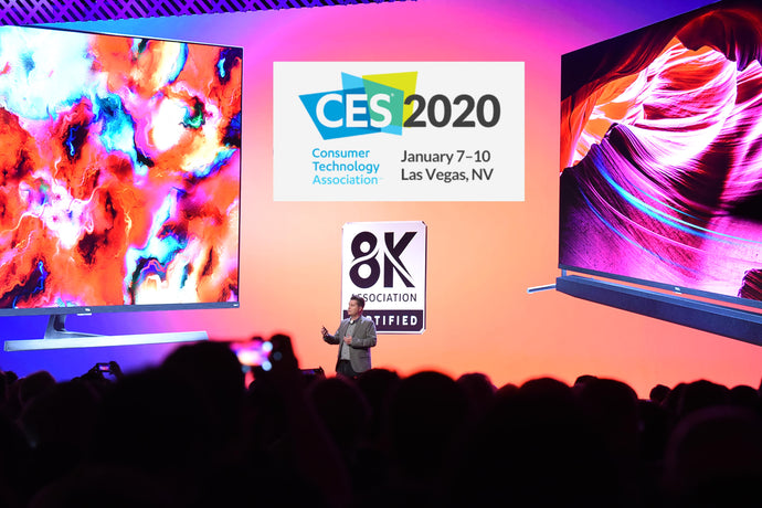 Projector trends at CES 2020