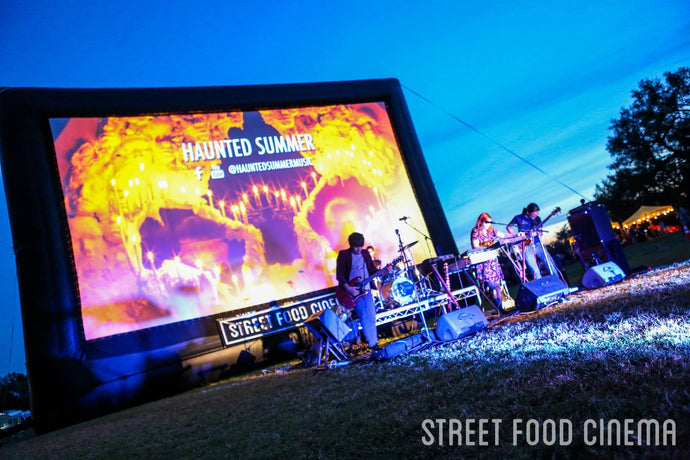 Win Big with Food Trucks at your Cinema Event Featuring Street Food Cinema