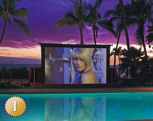 Outdoor Home Theaters