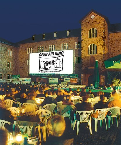 Outdoor Movies in Butzbach, Germany