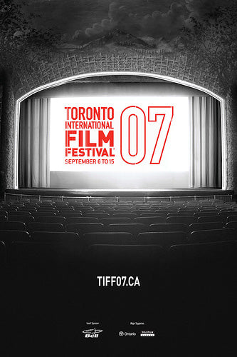 Outdoor Movies at the Toronto International Film Festival, Canada