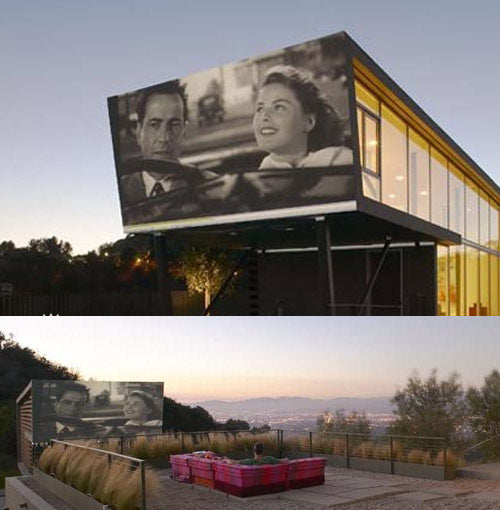 Outdoor Movies At Home