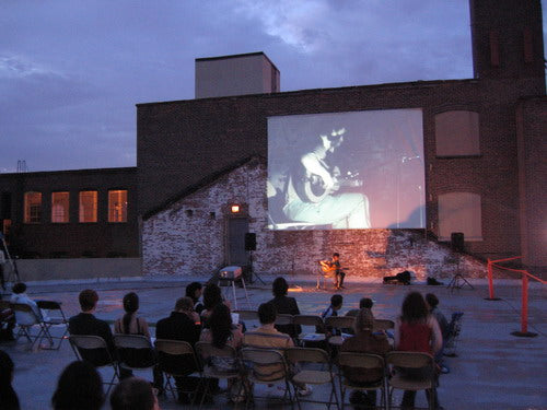 Outdoor Movies in Long Island, New York