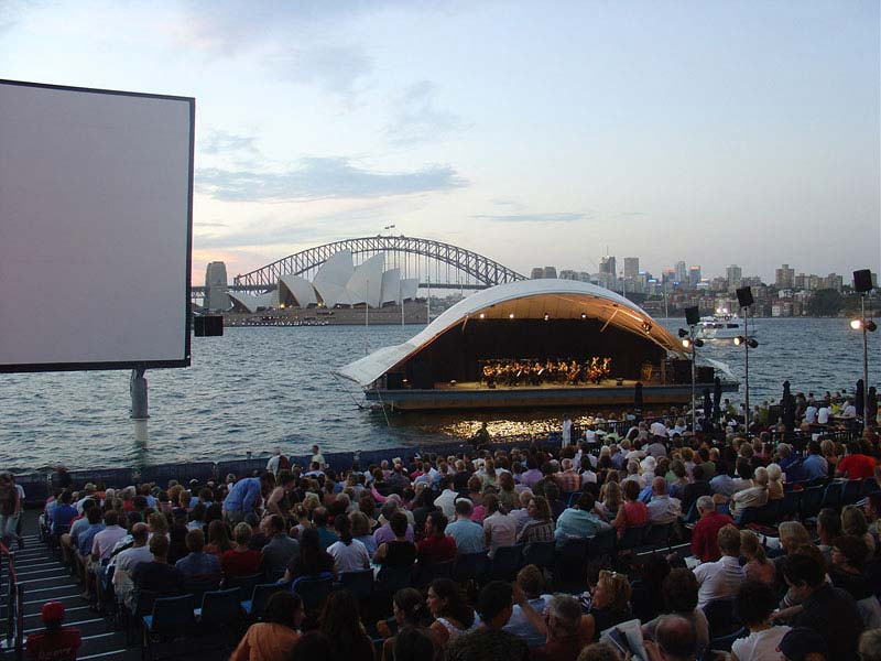 Outdoor Movies Presented by Cinerent