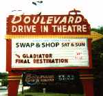 Outdoor Movies in Kansas' Drive-Ins