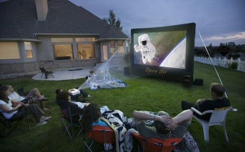 Open Air Cinema Outdoor Movies