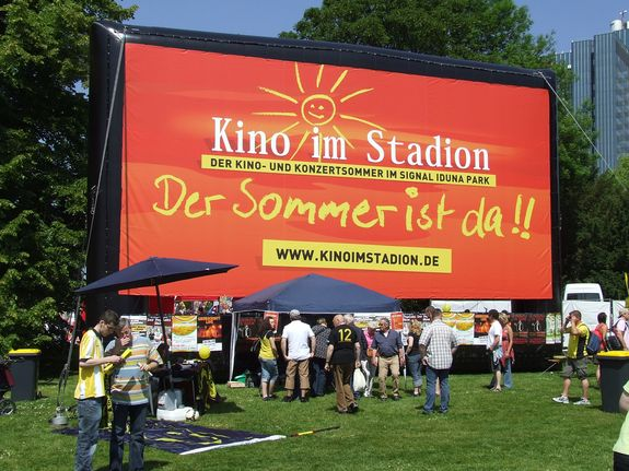 Guide to Open Air Cinema Throughout Germany